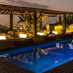 pool 2 - santa teresa rio brazil - luxury brazil holiday packages