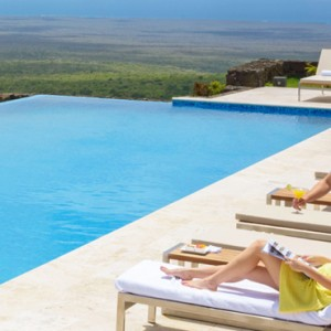 pool 3 - Pikaia Lodge Galapagos - Luxury Galapagos Holiday Packages