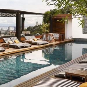 pool - santa teresa rio brazil - luxury brazil holiday packages