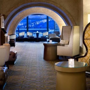 rundle lounge - Fairmont Banff Springs - luxury Canada Holiday Packages