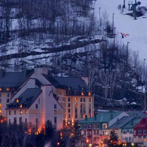 snow - Fairmont Tremblant - Luxury Canada Holiday Packages
