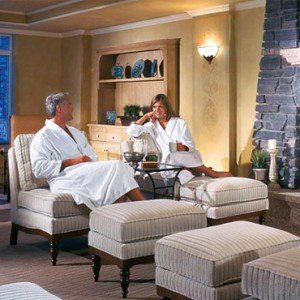 spa - Fairmont Banff Springs - luxury Canada Holiday Packages