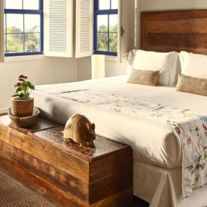 superior room 3 - santa teresa rio brazil - luxury brazil holiday packages