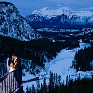 wedding - Fairmont Banff Springs - luxury Canada Holiday Packages