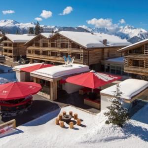 winter 3 - w verbier - luxury ski resorts