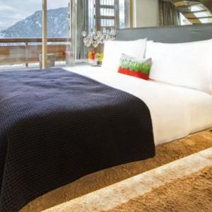 wow suite - w verbier - luxury ski resorts