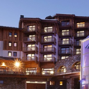 exterior - Koh i Nor Hotel - luxury canada holiday packages