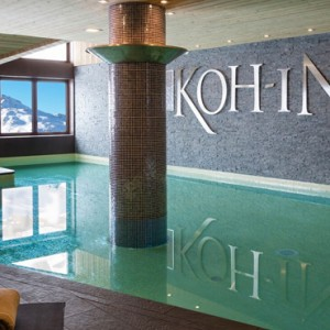 indoor pool 3 - Koh i Nor Hotel - luxury canada holiday packages