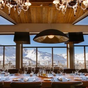restaurant 2 - Koh i Nor Hotel - luxury canada holiday packages