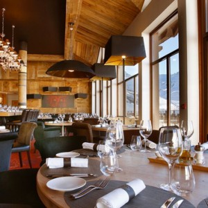restaurant 3 - Koh i Nor Hotel - luxury canada holiday packages