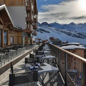 restaurant 5 - Koh i Nor Hotel - luxury canada holiday packages
