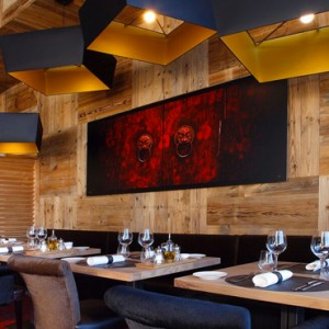 restaurant - Koh i Nor Hotel - luxury canada holiday packages