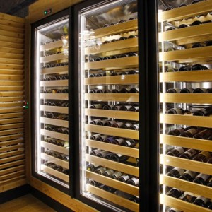 wine cellar - Koh i Nor Hotel - luxury canada holiday packages