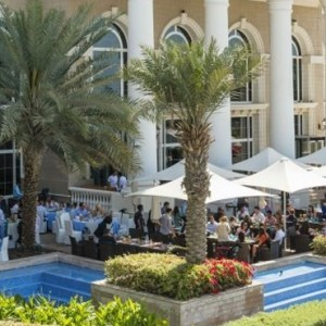 Bubbalicious - The Westin Dubai Mina Seyahi - Luxury Dubai holiday packages