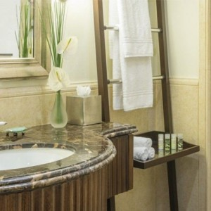Deluxe Suite 4 - The Westin Dubai Mina Seyahi - Luxury Dubai holiday packages