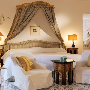 Le Sirenuse - Luxury Italy holiday Packages - Deluxe Sea view