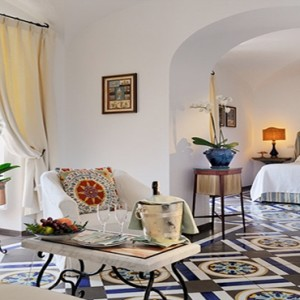 Le Sirenuse - Luxury Italy holiday Packages - Deluxe Superior Sea View