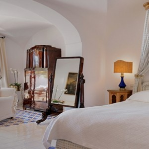 Le Sirenuse - Luxury Italy holiday Packages - Junior Suite Sea View