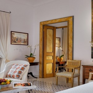 Le Sirenuse - Luxury Italy holiday Packages - Junior Suite Superior Sea View