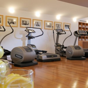 Le Sirenuse - Luxury Italy holiday Packages - fitness