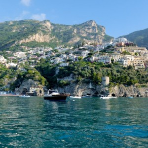 Le Sirenuse - Luxury Italy holiday Packages - location
