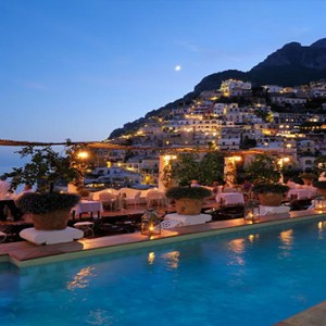 Le Sirenuse - Luxury Italy holiday Packages - pool