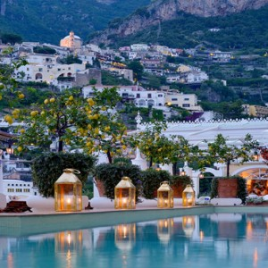 Le Sirenuse - Luxury Italy holiday Packages - pool2