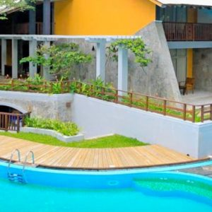 Luxury Sri Lanka Holiday Packages Grand Udawalawe Safari Resort Pool5