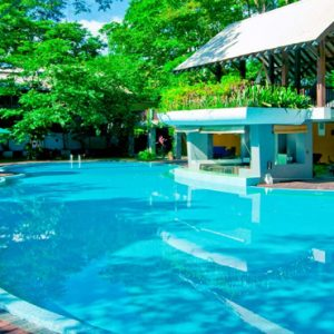 Luxury Sri Lanka Holiday Packages Grand Udawalawe Safari Resort Pool6