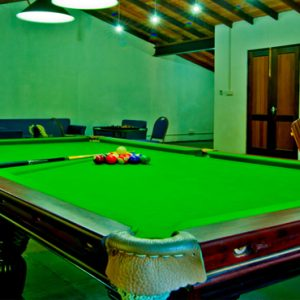 Luxury Sri Lanka Holiday Packages Grand Udawalawe Safari Resort Snooker