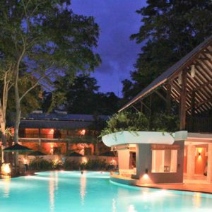 Luxury Sri Lanka Holiday Packages Grand Udawalawe Safari Resort Pool 2