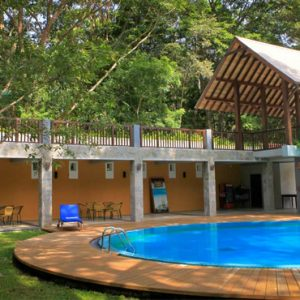 Luxury Sri Lanka Holiday Packages Grand Udawalawe Safari Resort Pool 3