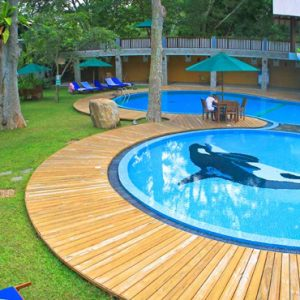 Luxury Sri Lanka Holiday Packages Grand Udawalawe Safari Resort Pool 4