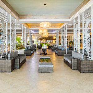 Luxury St Lucia Holiday Packages Coconut Bay Beach Resort And Spa Lobby