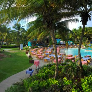 Luxury St Lucia Holiday Packages Coconut Bay Beach Resort And Spa Pool