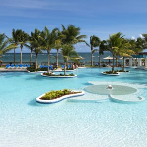 Luxury St Lucia Holiday Packages Coconut Bay Beach Resort And Spa Pool Hero Image