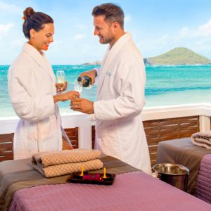 Luxury St Lucia Holiday Packages Coconut Bay Beach Resort And Spa Spa 6