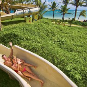 Luxury St Lucia Holiday Packages Coconut Bay Beach Resort And Spa Water Rides 2