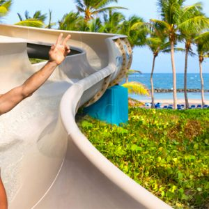 Luxury St Lucia Holiday Packages Coconut Bay Beach Resort And Spa Water Rides 3