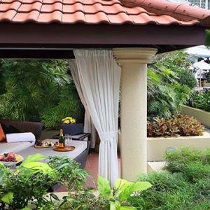 Park Hotel Clarke Quay Luxury Singapore Holiday Packages Cabana