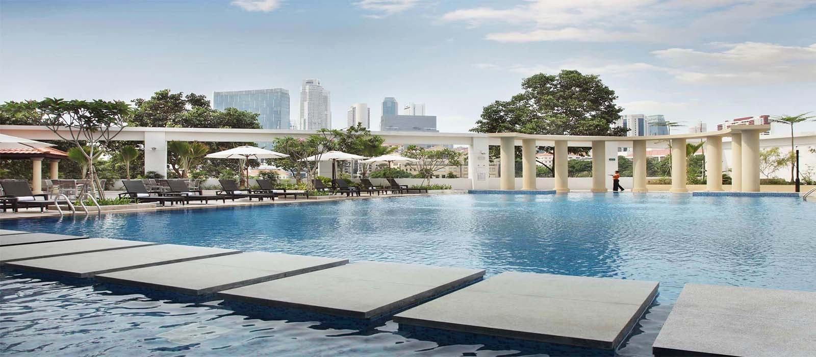 Park Hotel Clarke Quay - Luxury Singapore Holiday packages - Header