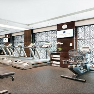 Park Hotel Clarke Quay Luxury Singapore Holiday Packages Gym Fitness