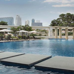 Park Hotel Clarke Quay Luxury Singapore Holiday Packages Swimming Pool