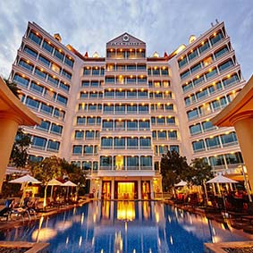 Park Hotel Clarke Quay - Luxury Singapore Holiday packages - thumbnail