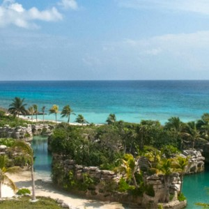 beach - xcaret hotel mexico - luxury mexico holiday packages