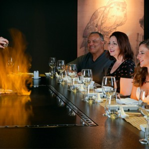 dining - H10 Conquistador - Luxury Spain holiday packages
