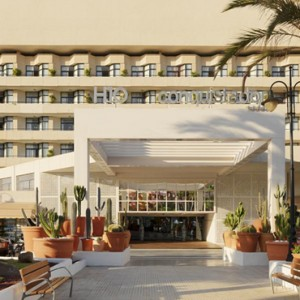entrance - H10 Conquistador - Luxury Spain holiday packages