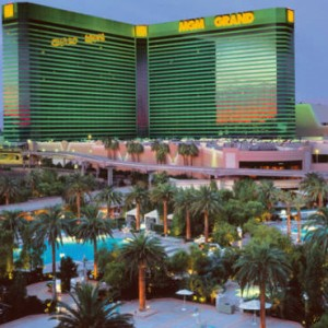 exterior 2 - mgm grand las vegas - luxury las vegas holiday packages