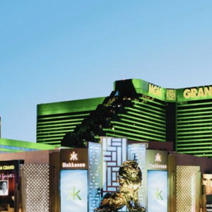 exterior - mgm grand las vegas - luxury las vegas holiday packages