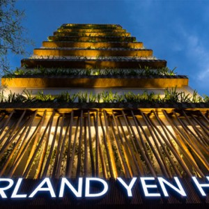 exterior - silverland yeh hotel and spa - luxury vietnam holiday packages